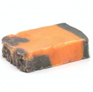 cinnamon orange oliveoil artisan soap