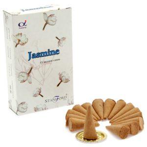 Incense Cones Jasmine