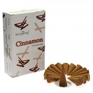Incense Cones Cinnamon