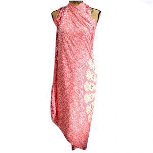 Pink Bali Sarong