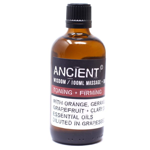 Massage Oil 100ml Toning and Firming