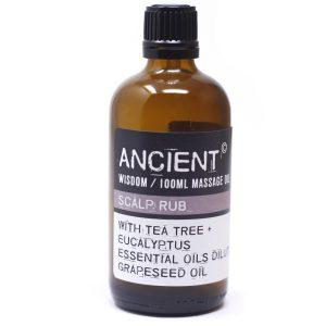 Massage Oil 100ml Scalp Rub