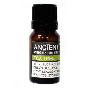 Ancient Wisdom Pure Essential Oil 10ml Tea Tree