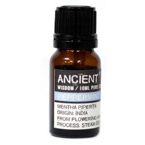 Ancient Wisdom Pure Essential Oil 10ml Peppermint