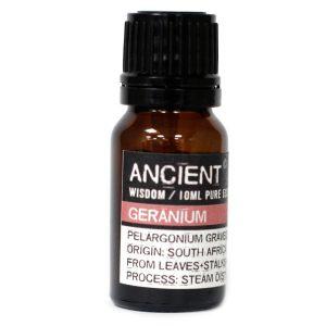 Ancient Wisdom Pure Essential Oil 10ml Geranium