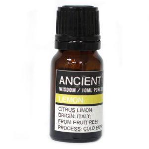 Ancient Wisdom Pure Essential Oil 10ml Lemon
