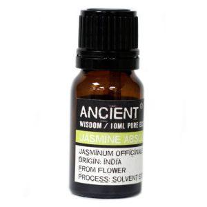 Ancient Wisdom Pure Essential Oil 10ml Jasmine Absolut