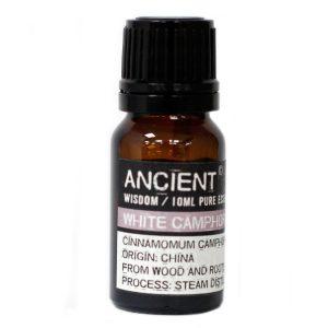 Ancient Wisdom Pure Essential Oil 10ml White Camphor