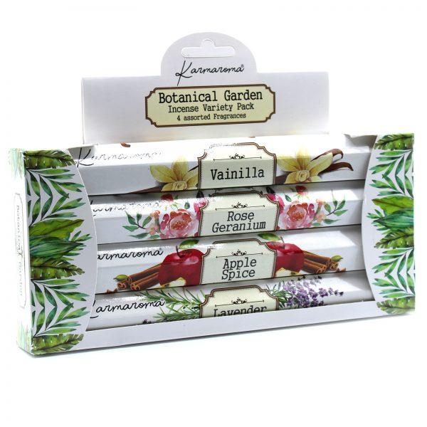 Botanical Garden Incense Variety Pack