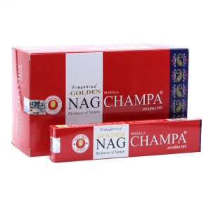 Golden Nag Champa Incense