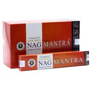 Golden Nag Mantra Incense