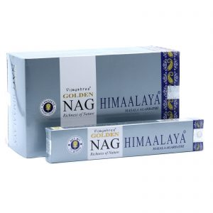 Golden Nag Himaalaya Incense