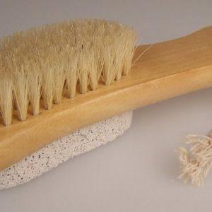 Pumice Backed Brush