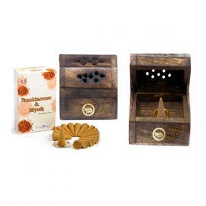 smoke box free incense cones panda deal