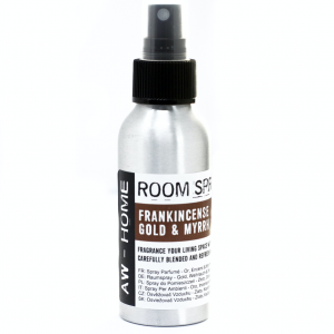 Gold Frankincense & Myrrh Room Spray 100ml